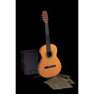 ADMIRA - Juanita E C33 Chitarra classica elettrificata
