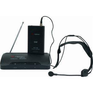 ENERGY - Kru-200/klt-8u/ht-1a Microfono ad archetto wireless