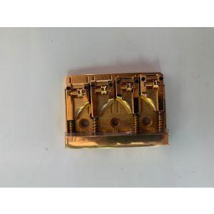 SCHALLER - Ponte Per Basso Elettrico 3d Gold 469