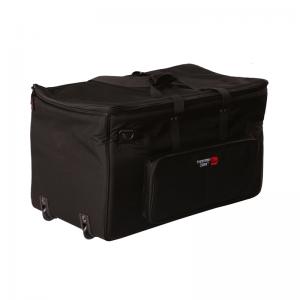 "GATOR - Gp-ekit3616-bw - Borsa 36"" X 16"" C/ruote per Batteria elettronica"