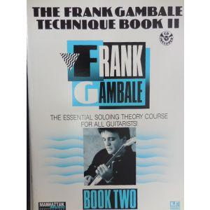WARNER - F.Gambale Technique Book II