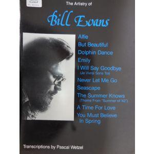 WARNER - Evans The Artistry Of Bill Evans