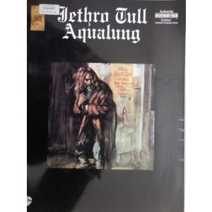 WARNER - Jetro Tull Aqualung Authentic Guitar - Tab