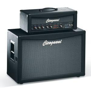 CICOGNANI - Imperium H50 Programmabile Testata per chitarra elettrica