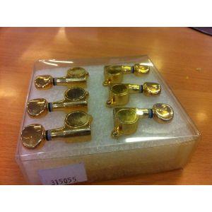 WILDER - 6l Tms 13 Gold Meccaniche per chitarra elettrica