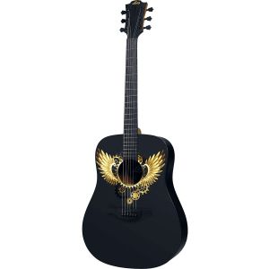 LAG - W - GolD - D WINGS OF GOLD Chitarra Acustica
