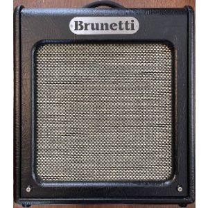 Brunetti - Metropolitan Amplificatore Per Chitarra Valvolare