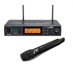JTS - Ru-8011d/ru-850th radiomicrofono palmare