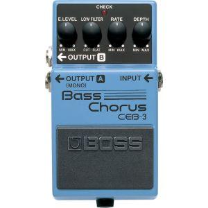 BOSS - Ceb-3 - Bass Chorus effetto a pedale per basso elettrico