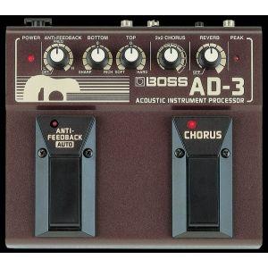 BOSS - AD-3 Effetto a pedale per chitarra acustica
