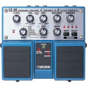 BOSS - CE-20 - Chorus Ensemble Effetto a pedale per chitarra elettrica
