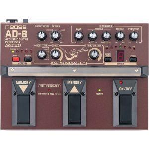 BOSS - AD-8 Effetto a pedale per chitarra acustica