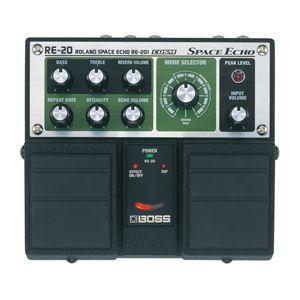 BOSS - Re-20 Space Echo Effetto a pedale per chitarra elettrica