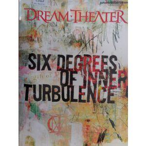 WARNER - Dream Theater Six Degrees Of Inner Turbulence