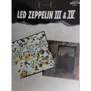 EDIZIONI MUSICALI RIUNITE - Led Zeppelin III & IV Classic