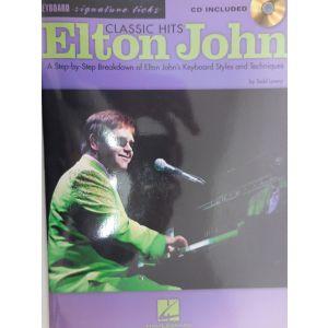 HAL LEONARD - Elton John Classic Hits