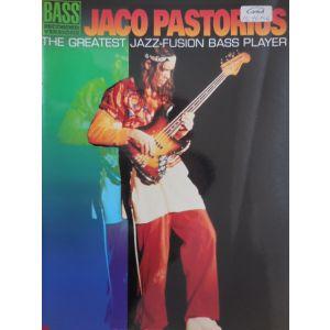 HAL LEONARD - J.Pastorius The Greatest Jazz-fusion Bass Player