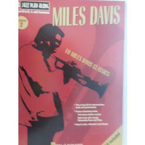 HAL LEONARD - M.Davis 10 Miles Davis Classics Cd