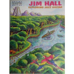HAL LEONARD - J.Hall Exploring Jazz Guitar