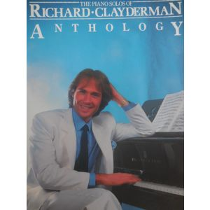 AMSCO MUSIC - R.Clayderman Anthology For Piano