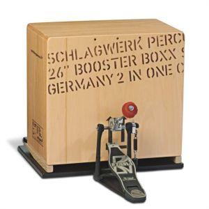 SCHLAGWERK - Bc 460 2inone Bass Cajon Booster Boxx