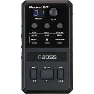 BOSS - Pocket Gt AMPLIFICATORI CON STREAMING AUDIO BLUETOOTH PER CHITARRA