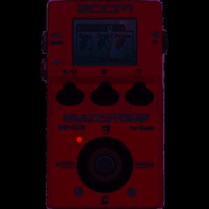 ZOOM - Ms-60b multieffetto a pedale per basso elettrico