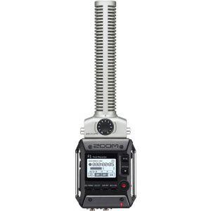 ZOOM - F1sp Shotgun Field Recorder Con Microfono A Fucile