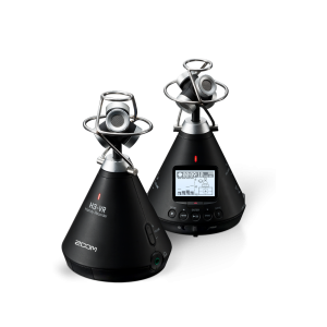 ZOOM - H3 Vr Registratore Audio Vr 360° Con 4 Microfoni A Disposizione ambisonica