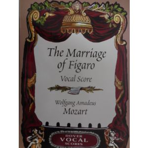 Mozart The Marriage Of Figaro Vocal Score
