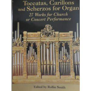 DOVER - R Smith Toccatas, carillons And Scherzos For Organ