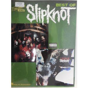 HAL LEONARD - Slipknot Best Of Slipknot