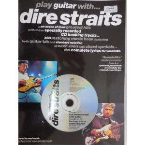WISE - Dire Straits Play Guitar With Dire Straits Cd