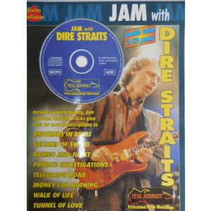 WISE - Dire Straits Jam With Dire Straits Cd