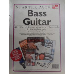 EDIZIONI MUSICALI RIUNITE - Bass Guitar Starter Pack (in A Box)