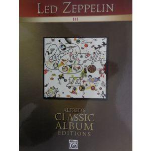 EDIZIONI MUSICALI RIUNITE - Led Zeppelin Iii Classic Album