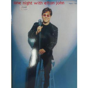 IMP MUSIC - Elton John One Night With Elton John