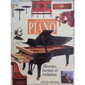 D.crombie Le Piano Histoire,facture Et Evolution