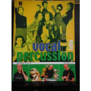WARNER - Warner Brothers - Vocal Percussion Latin 2