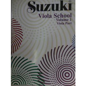 CARISCH - Suzuki Viola School Vol.1 Viola Part