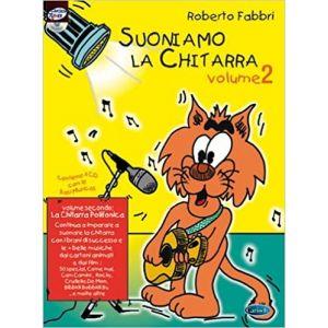 CARISCH - R.Fabbri Suoniamo La Chitarra Vol.2 La Chitarra Po