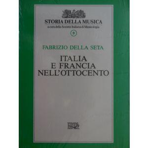 EDIZIONI MUSICALI RIUNITE - F.Della Seta Italia E Francia Nell'ottocento 9