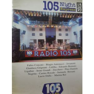 CARISCH - 105 Night Express Radio 105