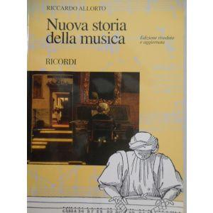 RICORDI - R.Allorto Nuova Storia Della Musica