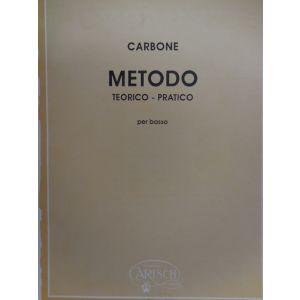 CARISCH - Carbone Metodo Teorico-pratico Per Basso