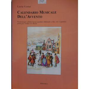 CARISCH - L.Corini Calendario Musicale Dell'avvento Violini
