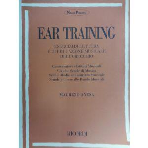 RICORDI - Nuovi Percorsi Ear Training Eser.di Lettura e di Educazione musicale dell'orecchio