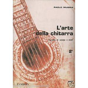 ZANIBON - P.Muggia Laarte Della Chitarra Volume 2
