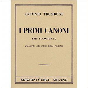 A.Trombone I Primi Canoni Studio Della Polifonia P