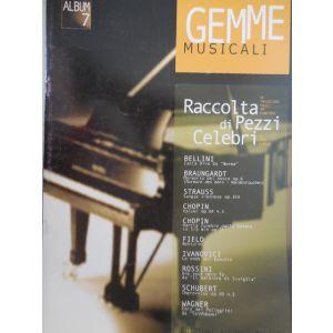 EDIZIONI MUSICALI RIUNITE - Gemme Musicali - Raccolta Di Pezzi Celebri Per P/f